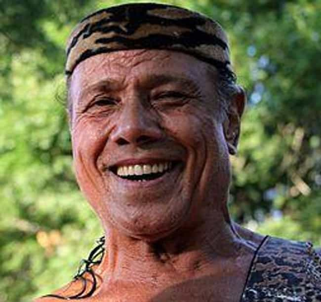 Jimmy Snuka is listed (or ranked) 2 on the list The Real Names of 53 Wrestlers