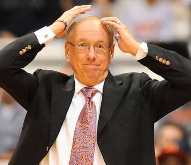 Jim Boeheim is listed (or ranked) 3 on the list 31 Athletes Who Survived Cancer