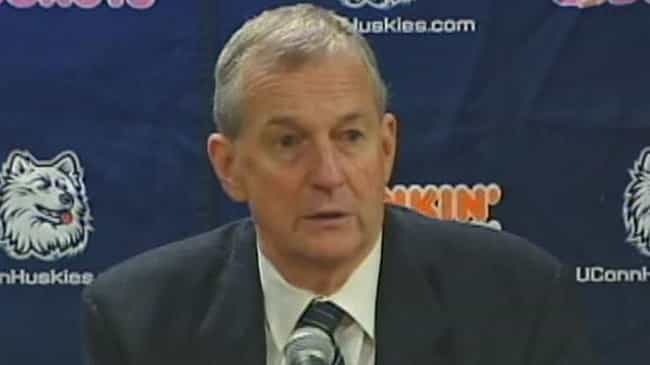 Jim Calhoun is listed (or ranked) 4 on the list 31 Athletes Who Survived Cancer