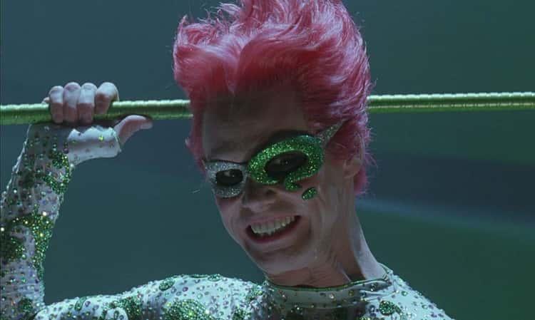 Jim Carrey In 'Batman Forever'