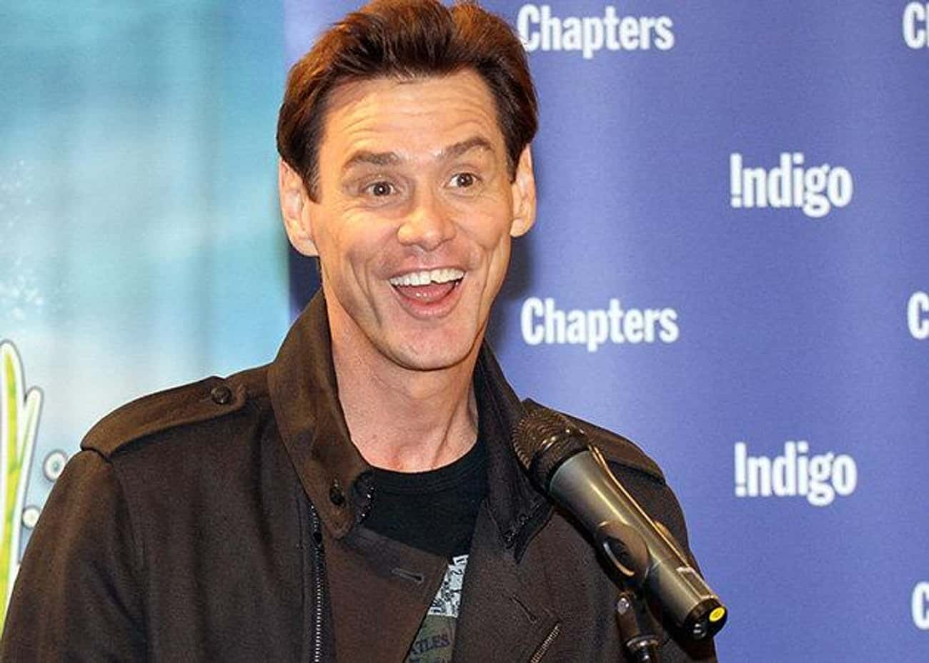 Jim Carrey is listed (or ranked) 2 on the list 15 Celebrities With Chipped Teeth