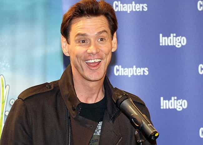 Jim Carrey is listed (or ranked) 4 on the list 15 Celebrities With Chipped Teeth