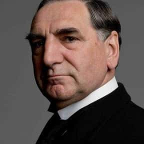 Jim Carter is listed (or ranked) 9 on the list Downton Abbey Cast List