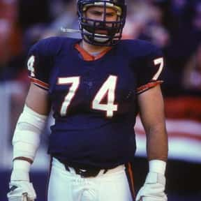 Jimbo Covert is listed (or ranked) 19 on the list The Greatest Chicago Bears of All Time