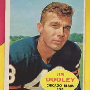 Jim Dooley is listed (or ranked) 11 on the list The Best Chicago Bears Coaches of All Time