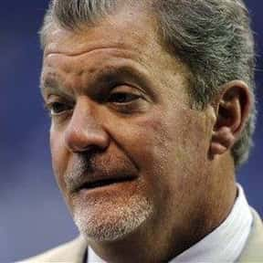 Jim Irsay is listed (or ranked) 18 on the list The Best Current NFL Team Owners