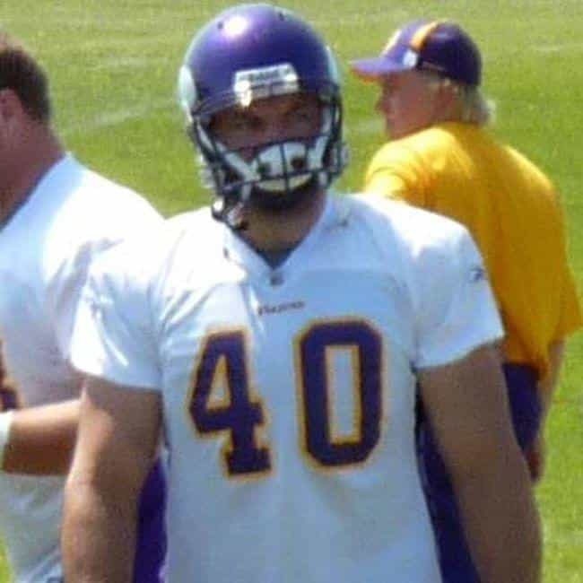 Jim Kleinsasser is listed (or ranked) 1 on the list The Best NFL Players From North Dakota
