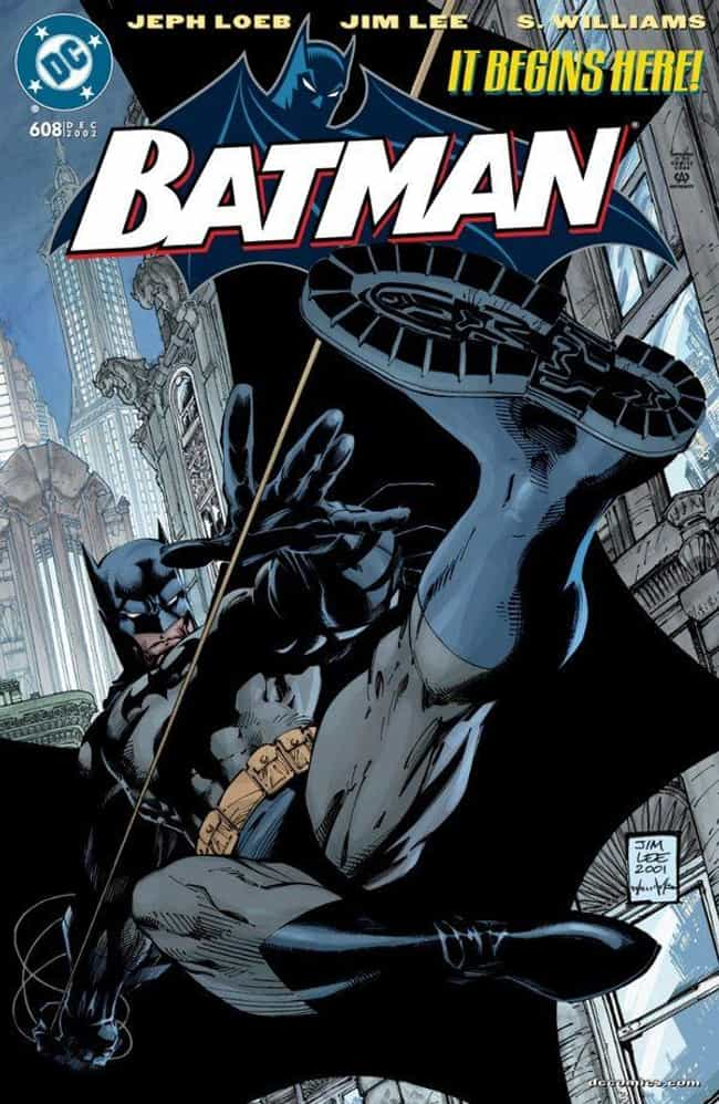 Jim Lee is listed (or ranked) 2 on the list The Greatest Batman Artists of All Time