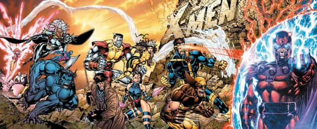 Jim Lee is listed (or ranked) 1 on the list The Greatest X-Men Artists of All Time