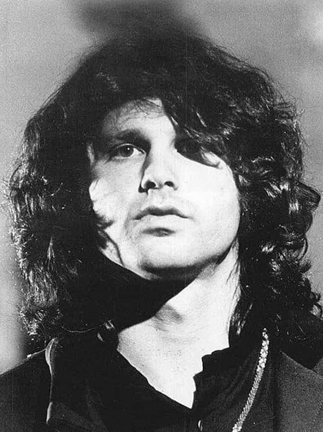Jim Morrison is listed (or ranked) 1 on the list 20 Rock Stars Who Died Before Age 40