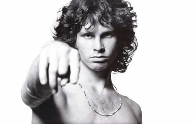 Jim Morrison is listed (or ranked) 2 on the list Famous People Who Died Young