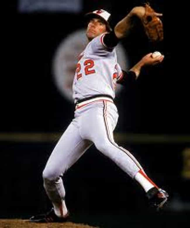 Jim Palmer is listed (or ranked) 7 on the list The Top 10 Best Baseball Players of the 1970's