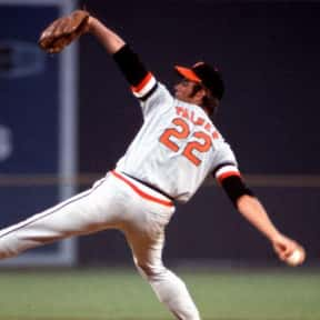 Jim Palmer is listed (or ranked) 15 on the list The Greatest Pitchers of All Time