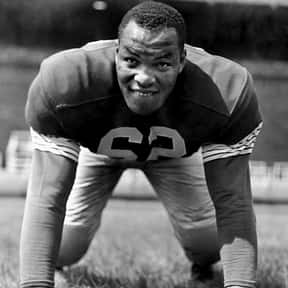 Jim Parker is listed (or ranked) 12 on the list List of Famous Football Offensive tackles