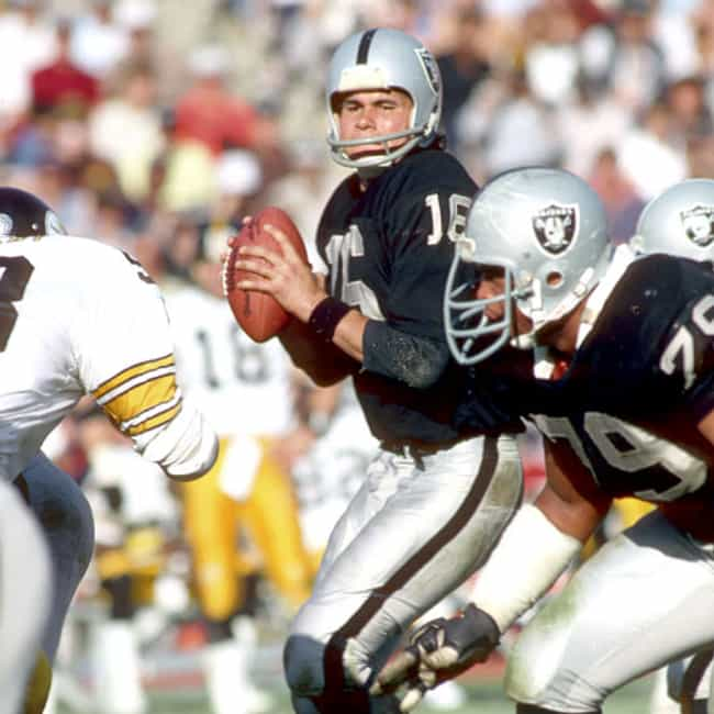 Jim Plunkett is listed (or ranked) 3 on the list The Best Hispanic Football Players