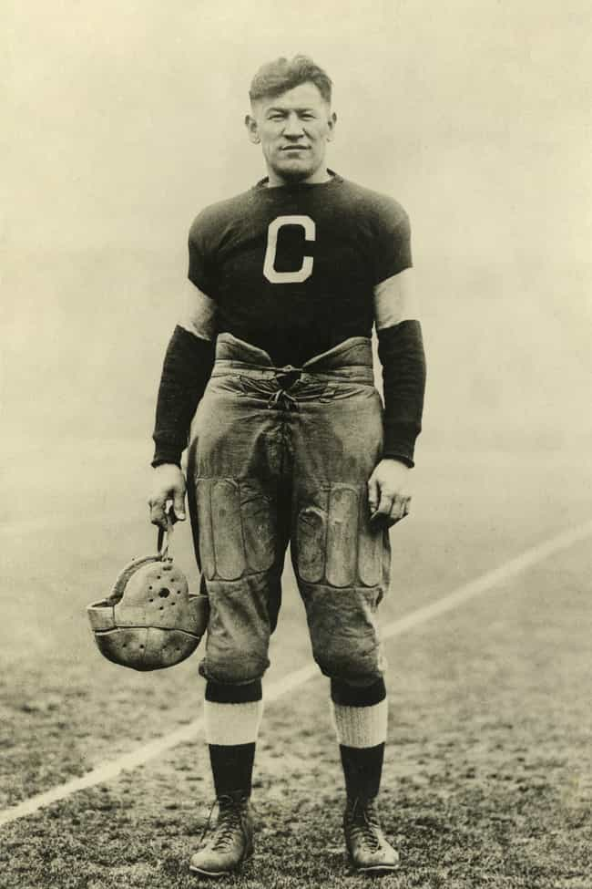 Jim Thorpe is listed (or ranked) 3 on the list The 13 Biggest Burial and Gravesite Controversies