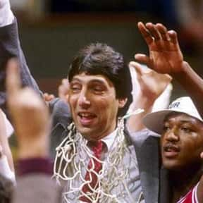 Jim Valvano is listed (or ranked) 16 on the list The Greatest College Basketball Coaches of All Time
