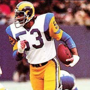 Jim Youngblood is listed (or ranked) 18 on the list The Best Los Angeles Rams of All Time