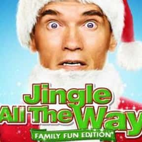 Jingle All the Way is listed (or ranked) 20 on the list The Best Movies of 1996