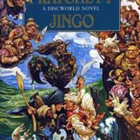 Jingo is listed (or ranked) 20 on the list The Best Terry Pratchett Books