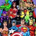 JLA/Avengers is listed (or ranked) 18 on the list The Best Wonder Woman Versions Of All Time