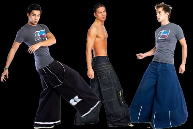 JNCO is listed (or ranked) 1 on the list 30+ Fashion Trends From The '00s That Didn't Stand The Test Of Time