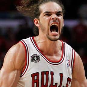 Joakim Noah is listed (or ranked) 17 on the list The Best NBA Players of 2013
