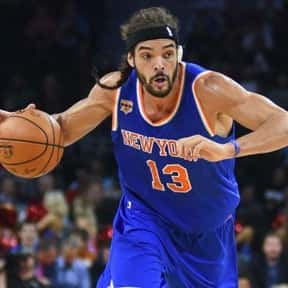 Joakim Noah is listed (or ranked) 8 on the list The Most Hated Active NBA Players