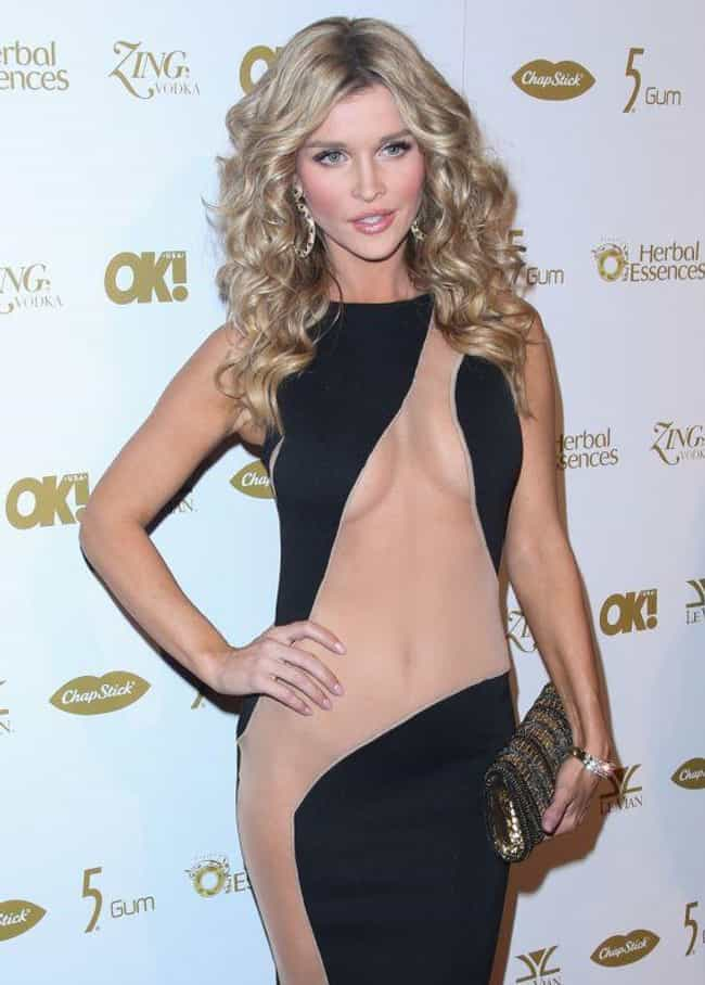 Joanna Krupa is listed (or ranked) 2 on the list The Hottest Babes in Cut Out Dresses
