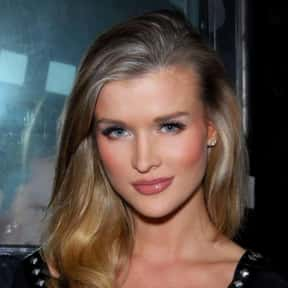 Joanna Krupa is listed (or ranked) 1 on the list Famous People Named Joanna