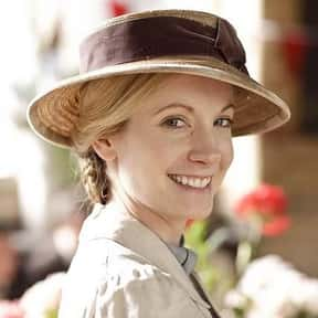 Joanne Froggatt is listed (or ranked) 10 on the list Downton Abbey Cast List