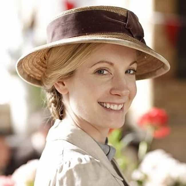 Joanne Froggatt is listed (or ranked) 4 on the list The Best Downton Abbey Actors