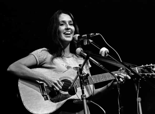 Joan Baez is listed (or ranked) 5 on the list Famous People of Mexican Descent
