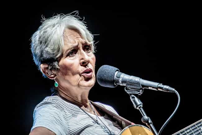 Joan Baez is listed (or ranked) 4 on the list Every Woman Steve Jobs Dated