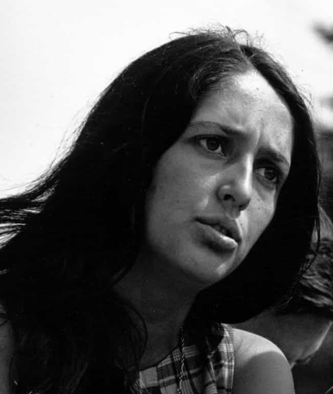 Joan Baez is listed (or ranked) 3 on the list 26 Celebrities Who Are Quakers