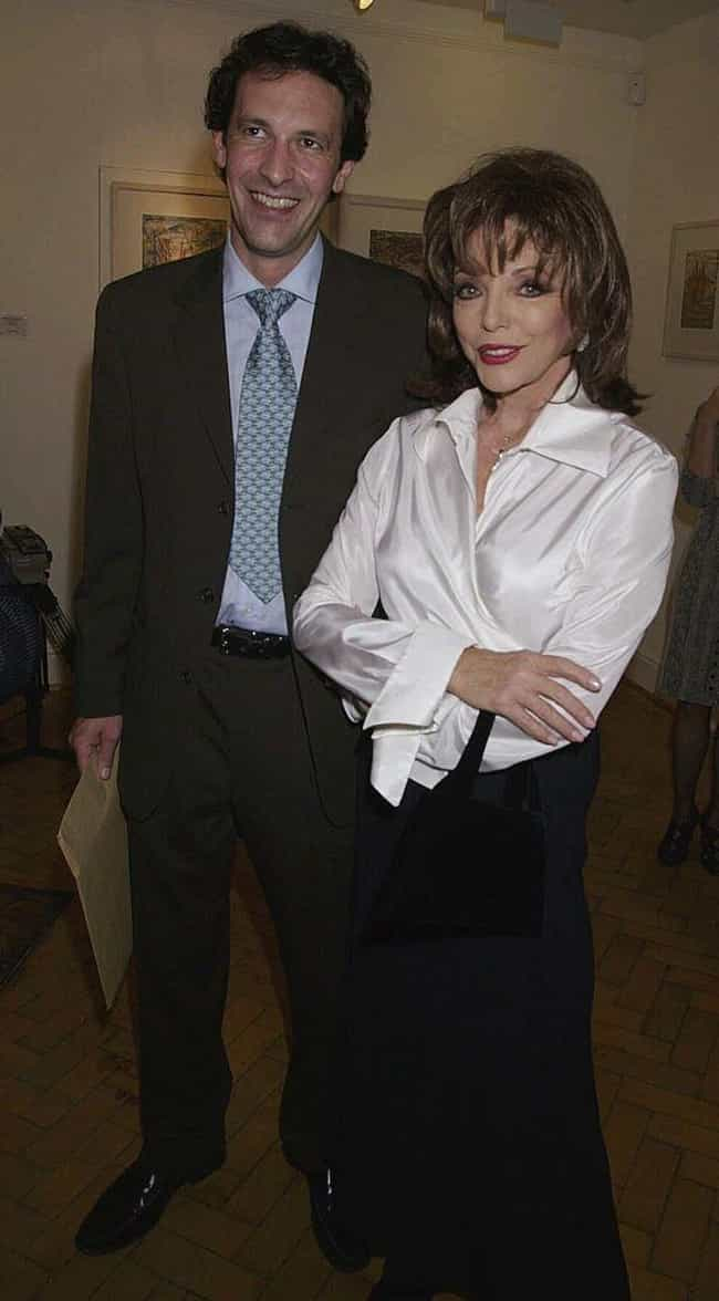 Joan Collins is listed (or ranked) 4 on the list Famous Women Who Married Much Younger Men