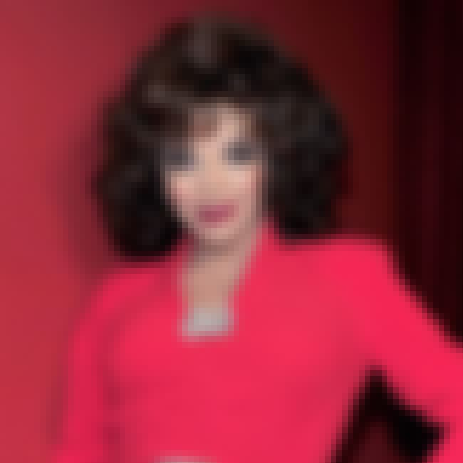 Joan Collins is listed (or ranked) 3 on the list Dynasty: The Reunion Cast List