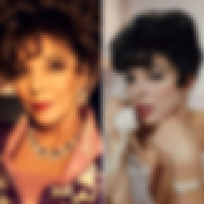 Joan Collins is listed (or ranked) 1 on the list Where You've Seen the American Horror Story Actors Before