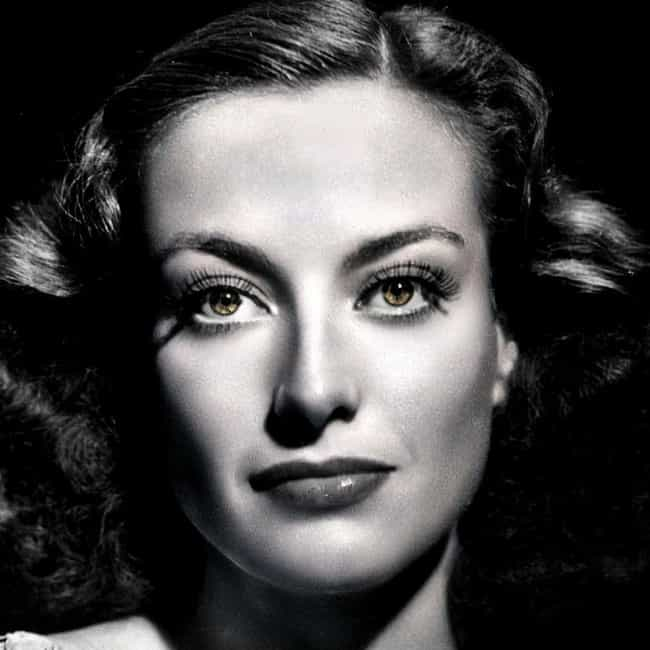 Joan Crawford is listed (or ranked) 3 on the list Famous People Born in 1904