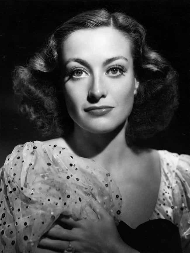 Joan Crawford is listed (or ranked) 1 on the list 15 Celebrities Who Totally Lied About Their Age