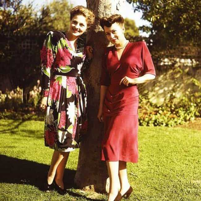 Joan Fontaine is listed (or ranked) 3 on the list Hollywood's Most Famous Family Feuds