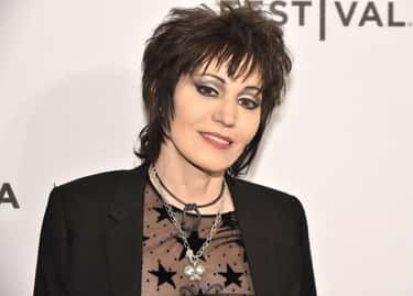 Joan Jett is listed (or ranked) 1 on the list Famous Guitarists from Philadelphia
