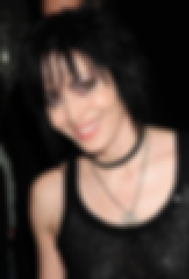Joan Jett is listed (or ranked) 4 on the list Rock Stars Who Have Aged Surprisingly Well