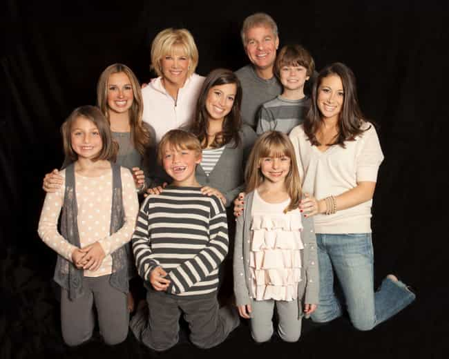 Joan Lunden is listed (or ranked) 1 on the list 12 Famous Parents with Two Sets of Twins