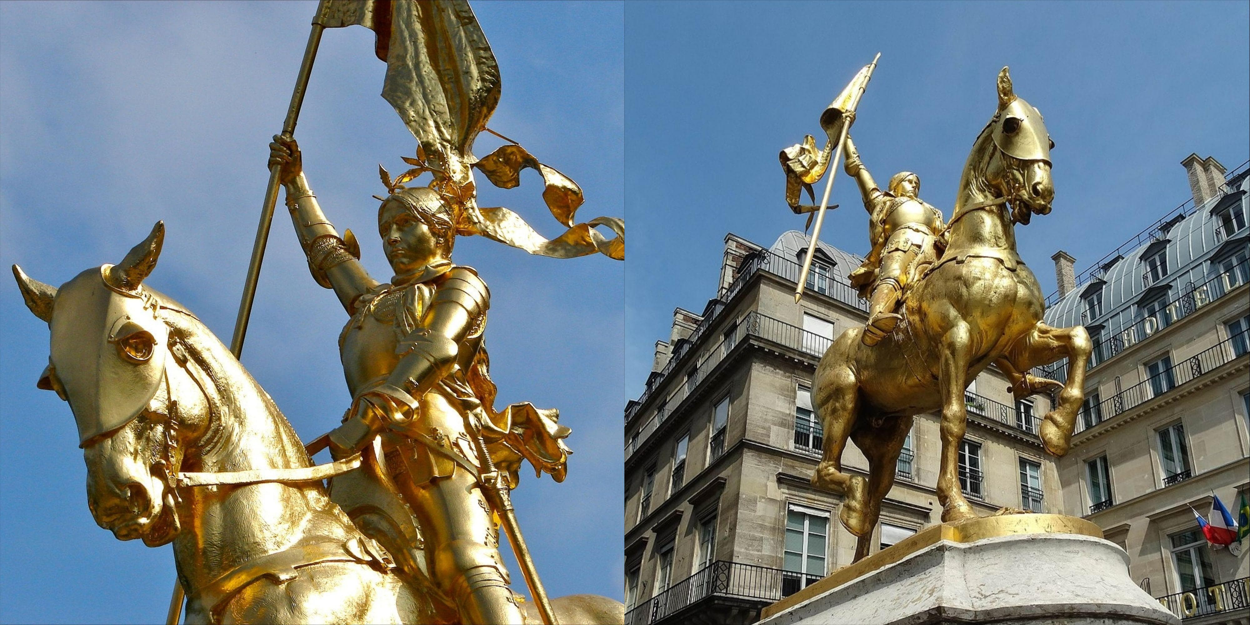 Random Coolest Statues And Monuments Dedicated To Female Warriors