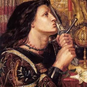 Joan of Arc is listed (or ranked) 11 on the list The Most Powerful Women Of All Time