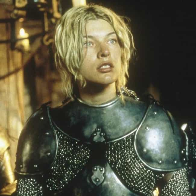 Joan of Arc is listed (or ranked) 2 on the list The Greatest Heroes of Mankind