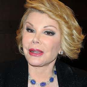 Joan Rivers is listed (or ranked) 10 on the list The Best Female Talk Show Hosts on TV