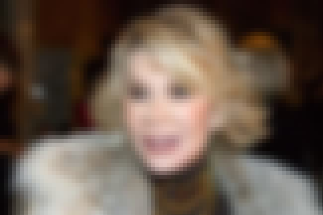 Joan Rivers is listed (or ranked) 3 on the list Famous People Who Smoked Weed On Live TV