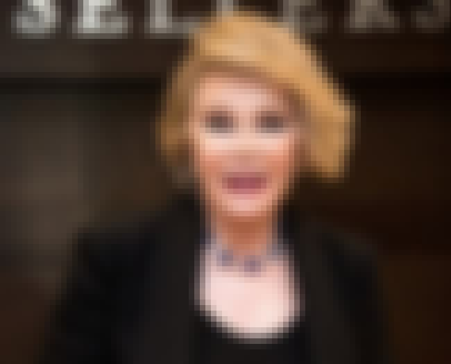 Joan Rivers is listed (or ranked) 34 on the list Celebrities Who Died in 2014